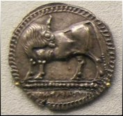 Συβαρίτης - Νόμισμα της Αρχαίας Συβάρεως
