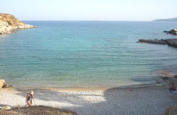 Σπέτσες Γαρύφαλλο - Παραλία